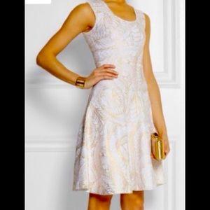 EUC Issa London Fit & Flare Dress
